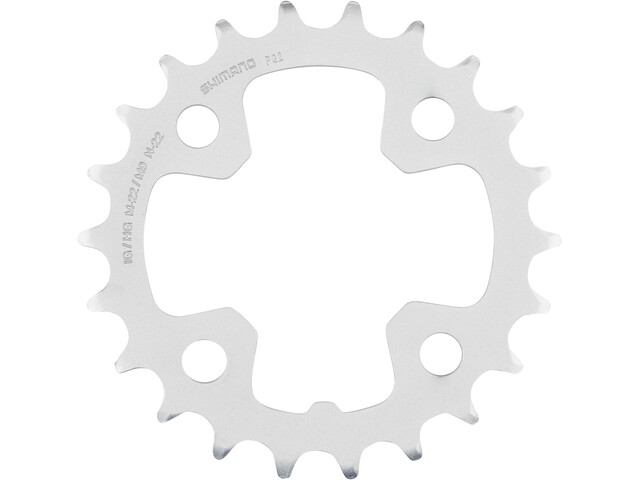 Shimano Deore FC-M510 Chainring 64 mm 22 teeth silver